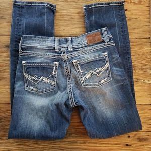 BKE Denim Jeans Culture Bootcut size 30